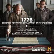 Countdown to Sons of Liberty (Kari Skogland – 2015) 8