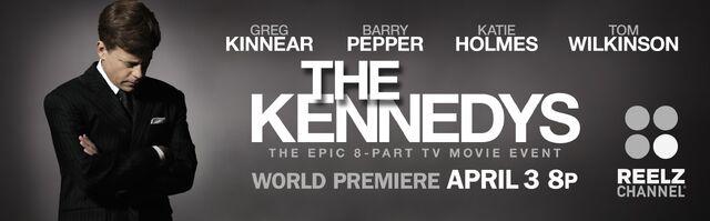 File:The Kennedys (Jon Cassar – 2011) banner.jpg