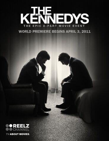 File:The Kennedys (Jon Cassar – 2011) poster.jpg