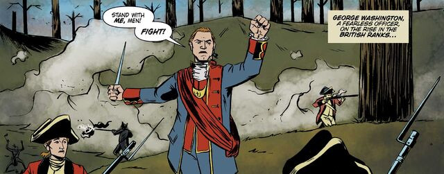 File:George Washington during the Battle of the Monongahela – Turn - Washington's Spies.jpg