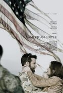 American Sniper (Clint Eastwood – 2014) poster 3
