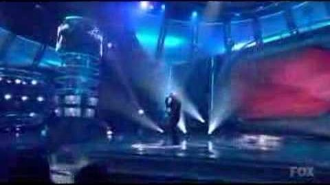 Chris Daughtry - I walk the line
