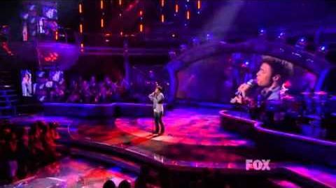 Kris Allen - Falling Slowly (American Idol 8 Top 7) HQ