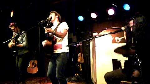 Kris Allen - Ain't No Sunshine (Toronto, April 23, 2013 - The Rivoli)