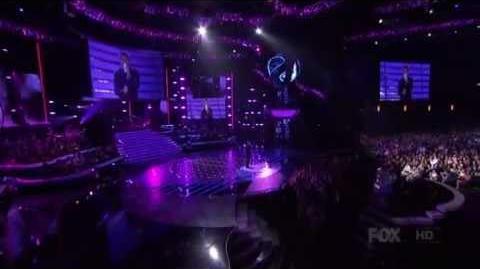Kris Allen - No Boundaries (American Idol 8 Top 2) HQ