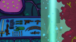 Weaponswall