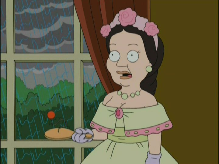 Mary Todd Lincoln American Dad Wikia Fandom Powered By