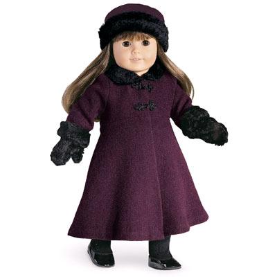 Sugarplum Coat for Dolls | American Girl Wiki | FANDOM powered by ...