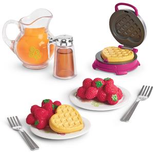 WaffleBreakfastSet