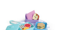 Stackable Lunch Set