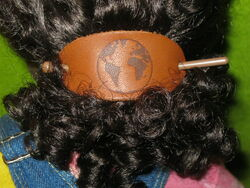 EarthDayHairClip