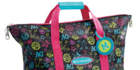 Doodle Duffel Bag