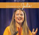 Changes for Julie