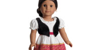 Josefina's Dress and Vest