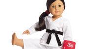 Karate Class Set