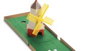 Kit's Mini Golf Set