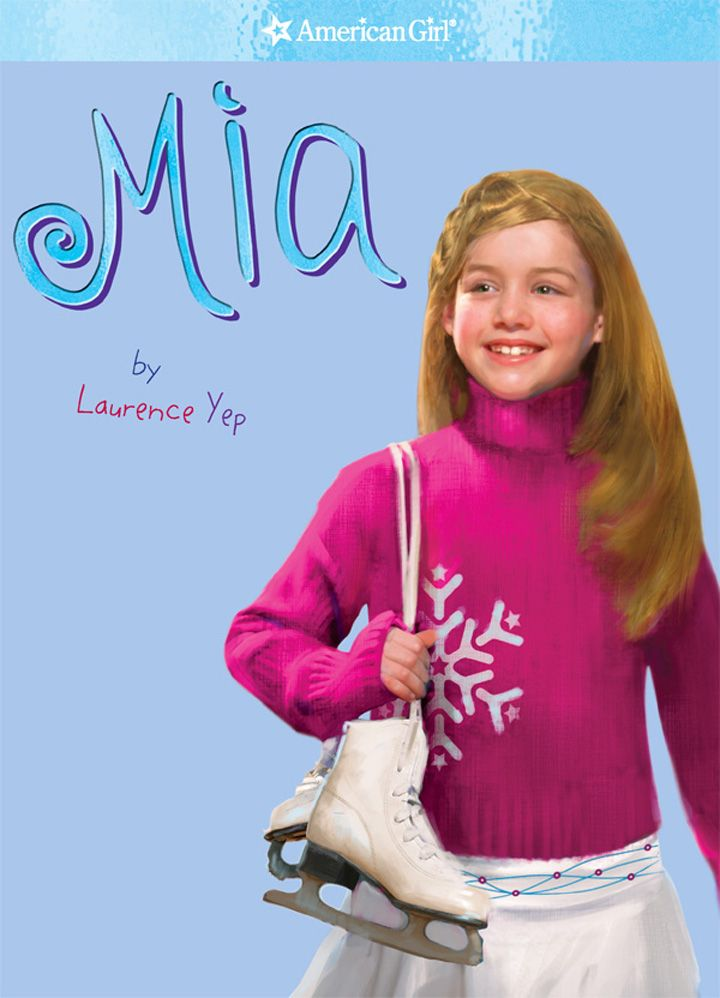 Mia Book  American Girl Wiki  Fandom Powered By Wikia-6530