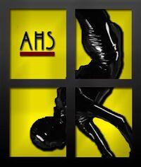 AHS Murder House Logo