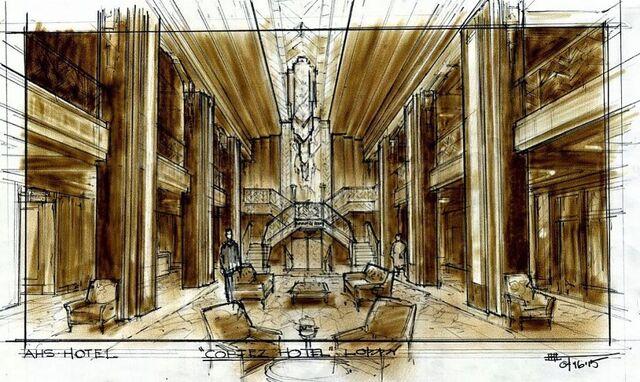 File:Hotel Cortez Lobby Sketch.jpeg
