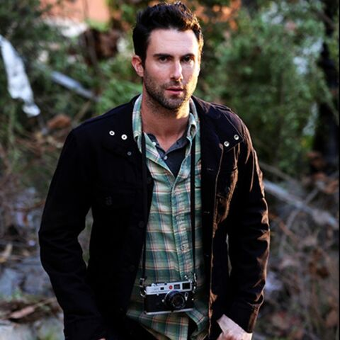Adam Levine in the role of <a href=