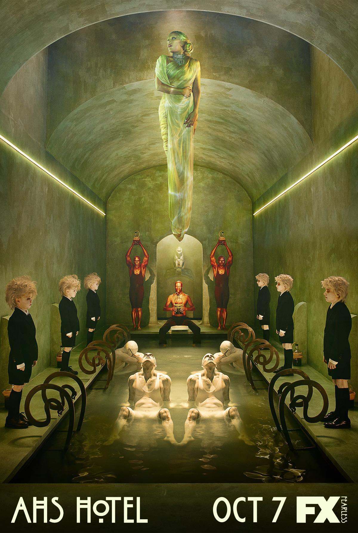 Image Ahs Poster Gaga Cortez Jpg American Horror Story