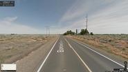 OR Bombing Range Road NB 36