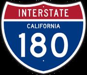 Interstate california 180