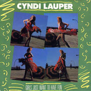 Cyndi Lauper Girls Just Want To Have Fun cover