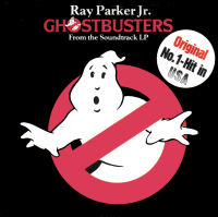 Ray Parker Jr. Ghostbusters cover