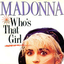 Madonna Who's That Girl cover