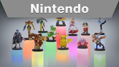 Nintendo - amiibo - Little Guys TV Commercial