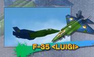 F-35 Luigi