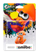 Inkling Squid - Orange Package