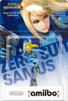 Packaging Zero Suit Samus EU