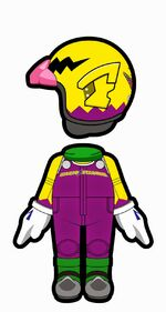 MK8 Wario Suit
