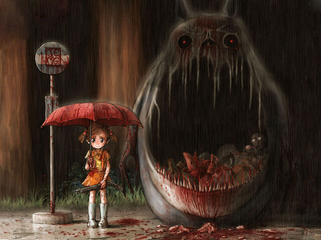 File:Creepy Version of My Neighbor Totoro.jpg