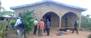 Sunkanmi Ogunbiyi crime scene