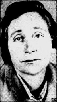 Lillie Mae Curtis