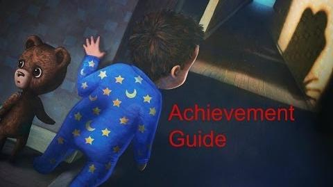 Among the Sleep Achievement Guide