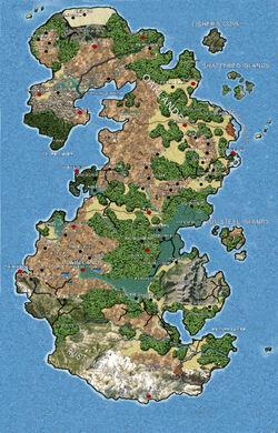 Dwavern kingdom.detailed