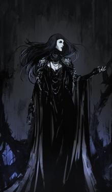 Potrait of Morganna