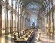 Royal Palace Meeting Hall