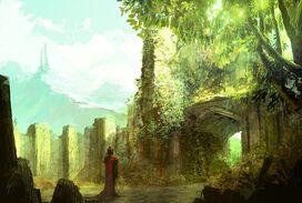 Old elf ruins