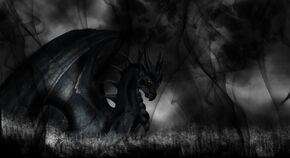 Ninatheleon surrounded by shadows