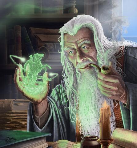 File:Wizard studying.jpg