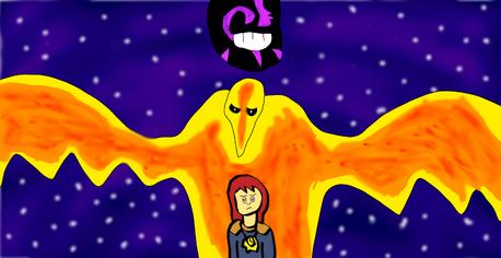 Amulet The Phoenix