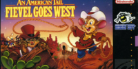 An American Tail: Fievel Goes West (Video Game)