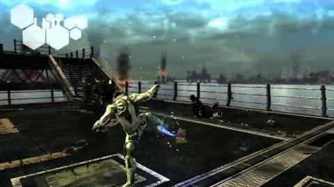 Anarchy Reigns - Leo Character Trailer HD