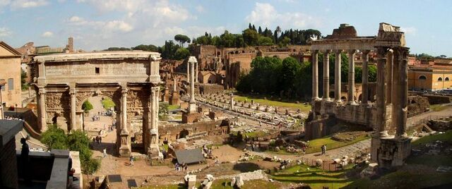 File:Forum Romanum panorama.jpg