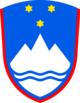 Coat of Arms of Slovenia svg